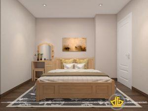 Nội thất phòng ngủ hiện đại Anh Thái