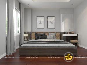 Nội thất phòng ngủ hiện đại Chị Thanh