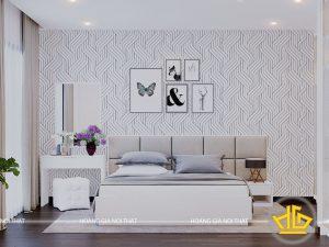 Nội thất phòng ngủ hiện đại Anh Dũng Gamuda