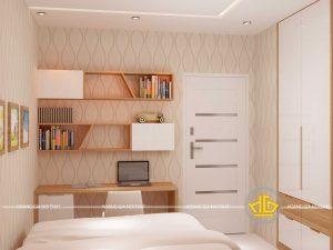 Phòng ngủ bé trai Mẫu 3