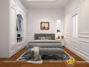 Phòng ngủ tân cổ điển Anh Luân