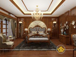 Phòng ngủ tân cổ điển Anh Phong Sa Pa