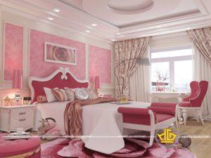 Phòng ngủ trẻ em - Chị Mai