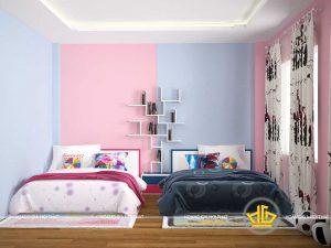 Phòng ngủ trẻ em - Chị Thanh