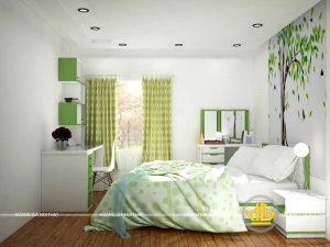 Phòng ngủ trẻ em - Chị Trúc