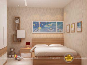 Phòng ngủ trẻ em Mẫu 1