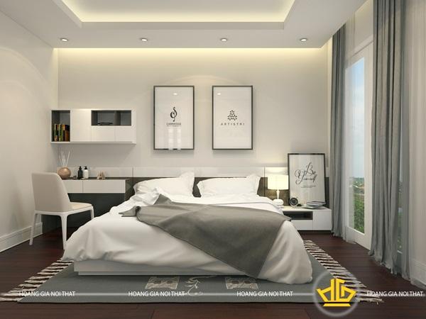 Mẫu thiết kế phòng ngủ cho con trai
